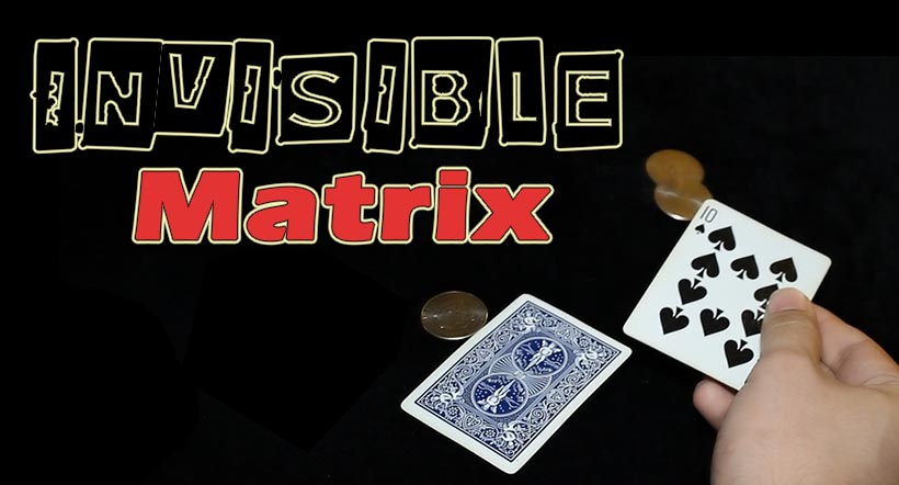 Invisible Matrix