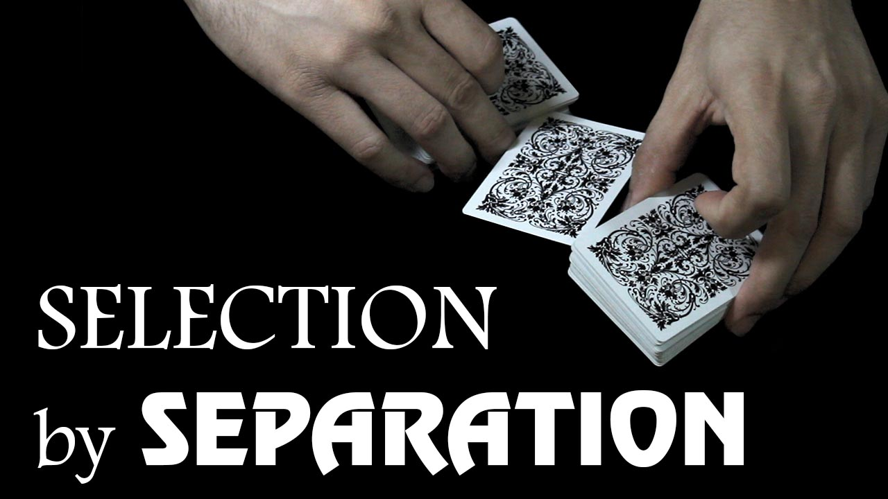 Selection by Separation