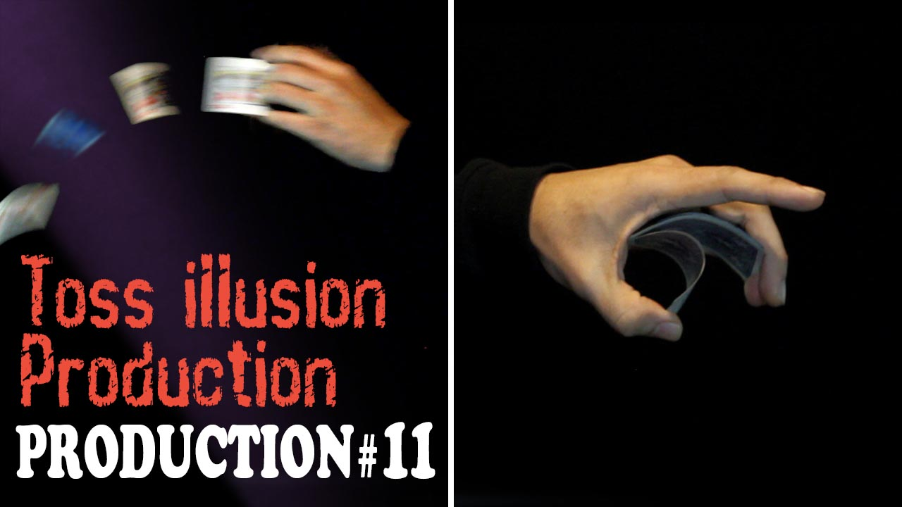 Toss Illusion Production